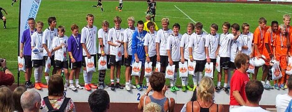 G14: Sølv i Kattegat Cup