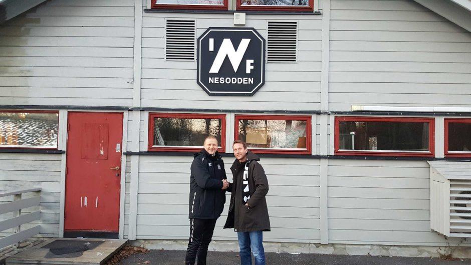 Wilson Eiendom As – Ny VIP for barnefotballen