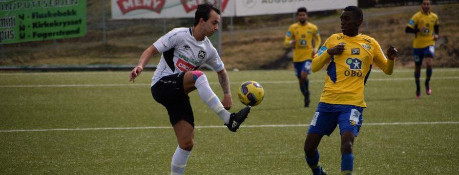 MSA: 5-1 seier over Fremad Famagusta