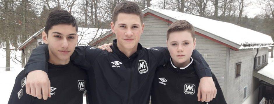 Arbeidsuke hos Nesodden Fotball