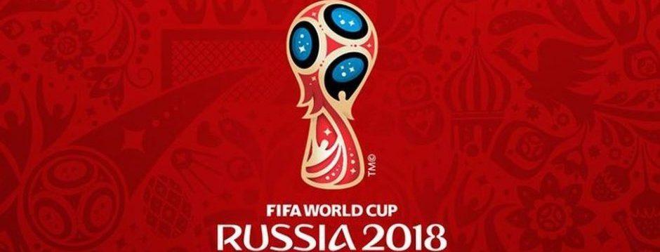 Fotball-VM på Tangen Torg 14.juni-15.juli