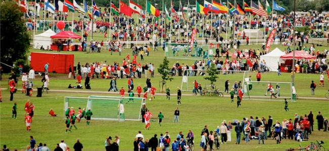 Mange Nesodden-lag på årets Norway cup