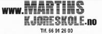 Martins Kjøreskole
